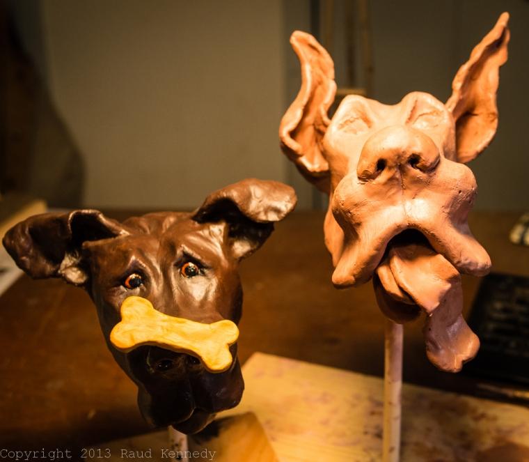 dog ceramics 1