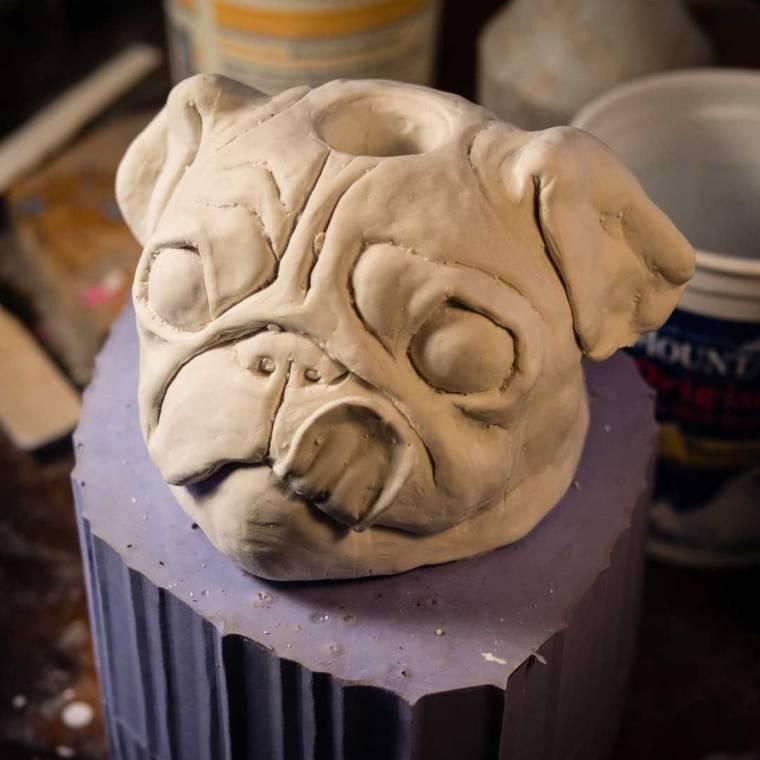 pug-candle-holder-casting